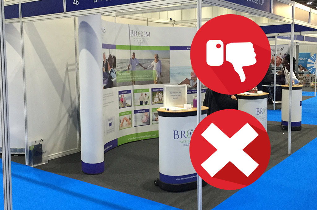 Simple Exhibition Stand Jobs : Exhibition stand company event stand builder