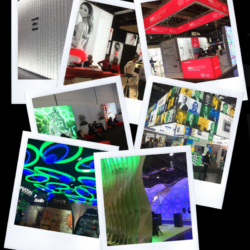 Impact of lighting at exhibitions